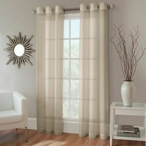 NWT Sheer Curtain Panel